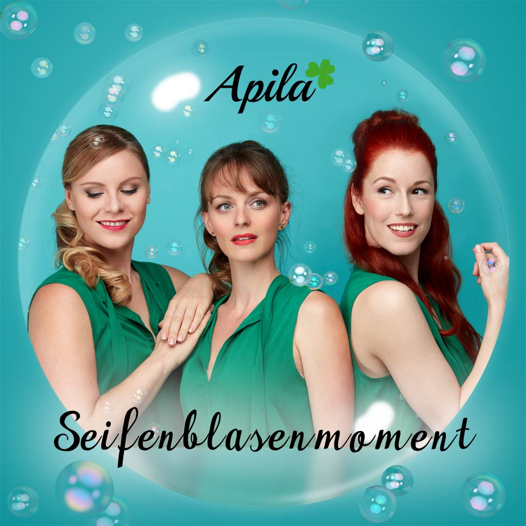 Apila Single Seifenblasenmoment
